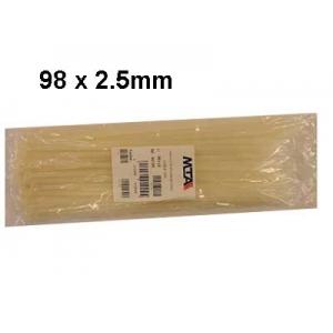 Plastvitsad 98x2.5mm