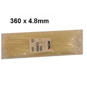Plastvitsad 360x4.8mm
