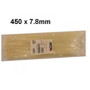 Plastvitsad 450x7.8mm