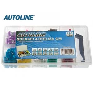 Kaitsmekomplekt Autoline